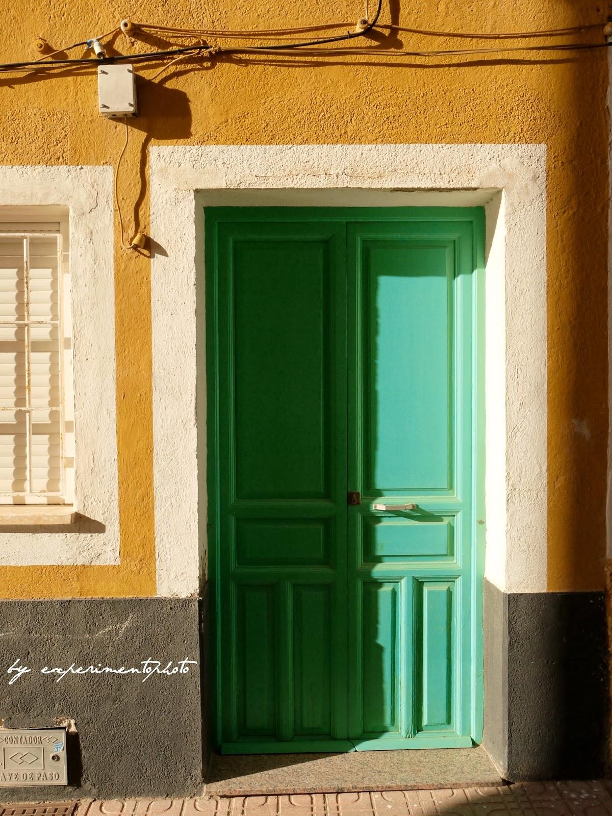 Desaf o fotogr fico puertas for Idealista puertas verdes