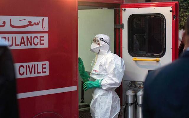تسجيل 1642 إصابة جديدة بفيروس كورونا و37 حالة وفاة خلال الـ24 ساعة الماضية