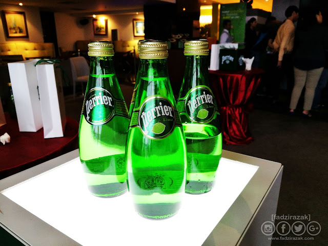 Air mineral sparkling Perrier