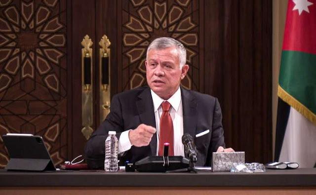ملك الأردن : الفتنة وئدت والأردن آمن مستقر