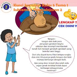 Lengkap Kunci Jawaban Kelas 5 Tema 1 Subtema 3 Pembelajaran 2 Kunci Jawaban Tematik Lengkap Terbaru Simplenews