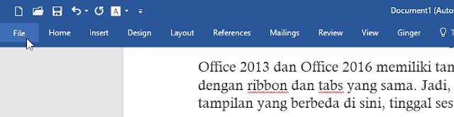 office 32-bit atau 64-bit