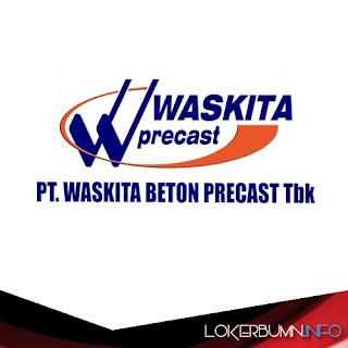 Lowongan Kerja PT. Waskita Beton Precast Untuk bulan November 2017