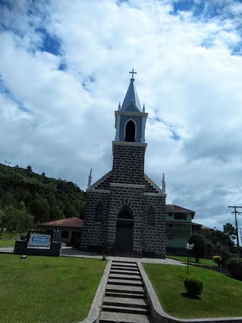 O que fazer em Nova Petrópolis - Igreja de Nova Petrópolis