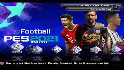 eFootball PES 2021 PS2 English Version Season 2020/2021