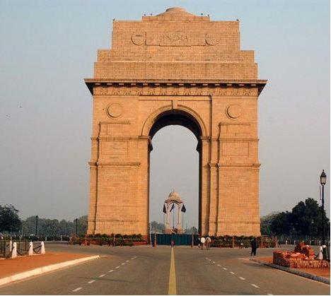 Restaurants Near India Gate