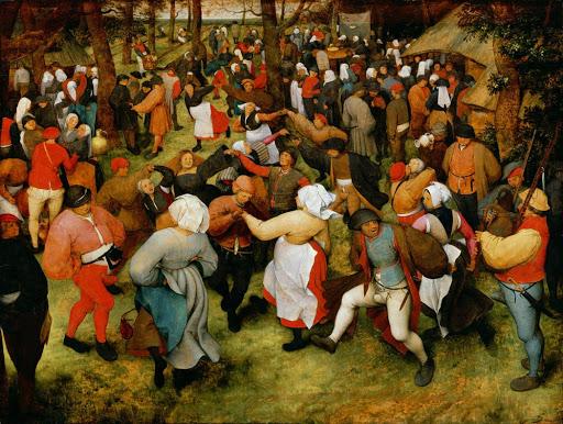 L'epidemia del ballo - Strasburgo, 1518