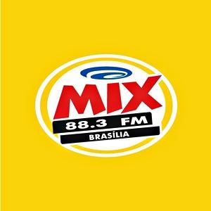Ouvir agora Rádio Mix FM 88.3 - Brasília / DF