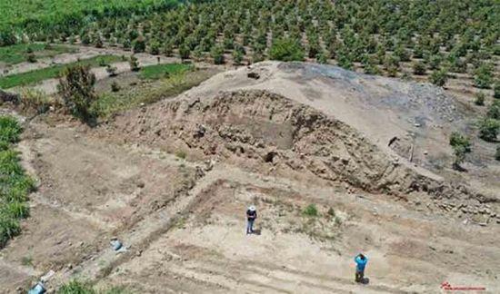 Purtroppo, si crede che il 60% del sito di Tomabalito sia stato distrutto accidentalmente.