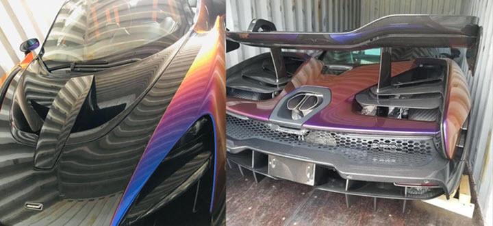 Mua 3 siêu xe khủng bậc nhất Việt Nam, đại gia thể hiện thú chơi xe ngày càng khác chất và khác biệt