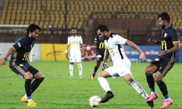 ملخص مباراة الانتاج الحربي والمقاولون العرب (1-0) اليوم في الدوري المصري
