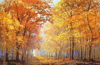 hutan gugur, sakura, Ekosistem Darat Dan 6 Bioma