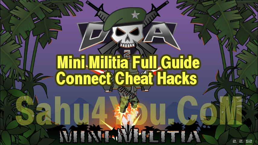 Mini Militia Mobile Game Tips, Tricks, Hacks, Cheats In Hindi