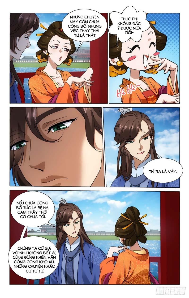 Vương Gia ! Không nên a ! chap 333 - Trang 4