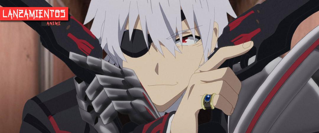 Novedades Selecta Visión octubre 2021 - anime