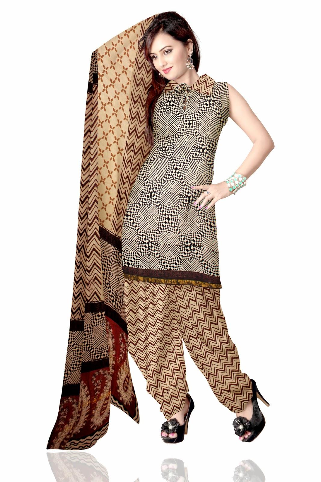 Trendy Indian Wedding Party Wear Ladies Designer Anarkali: Indian Trendy Fashionz For Women: Unnati Silks Trendy