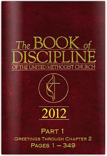 Book of Discipline. Part I