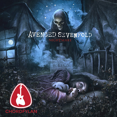 Lirik dan chord Nightmare - Avenged Sevenfold