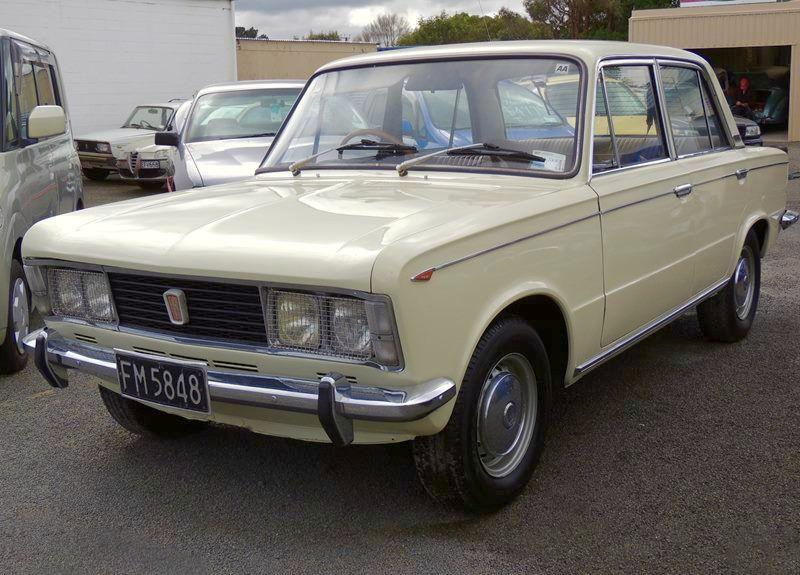 Transpress Nz 1970 Fiat 125