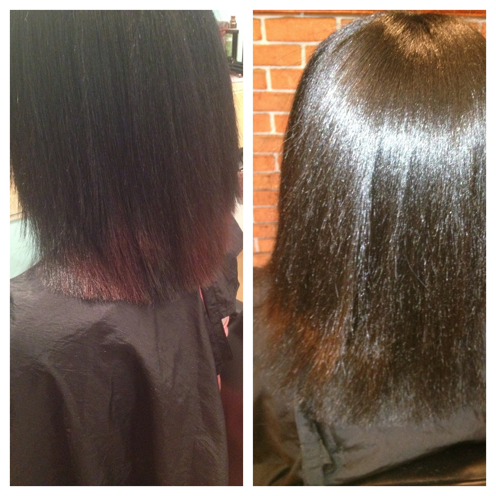 Trimming Natural Hair Dry