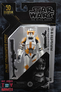Star Wars Black Series Archive Clone Commander Cody Box 01