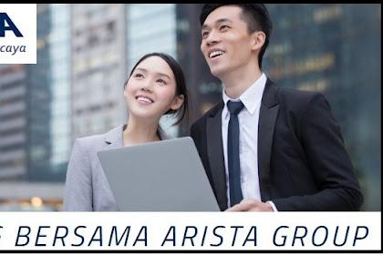 Lowongan Kerja pada ARISTA GROUP ( Honda Arista Aceh )