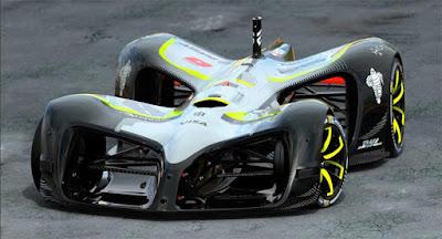 Robocar estabelece o primeiro recorde de velocidade para um carro eléctrico autónomo