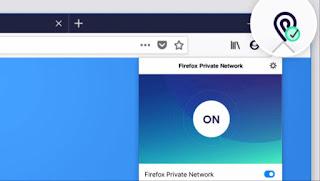 تصفح الإنترنت بخصوصية مع فايرفوكس برايفت نيتوورك