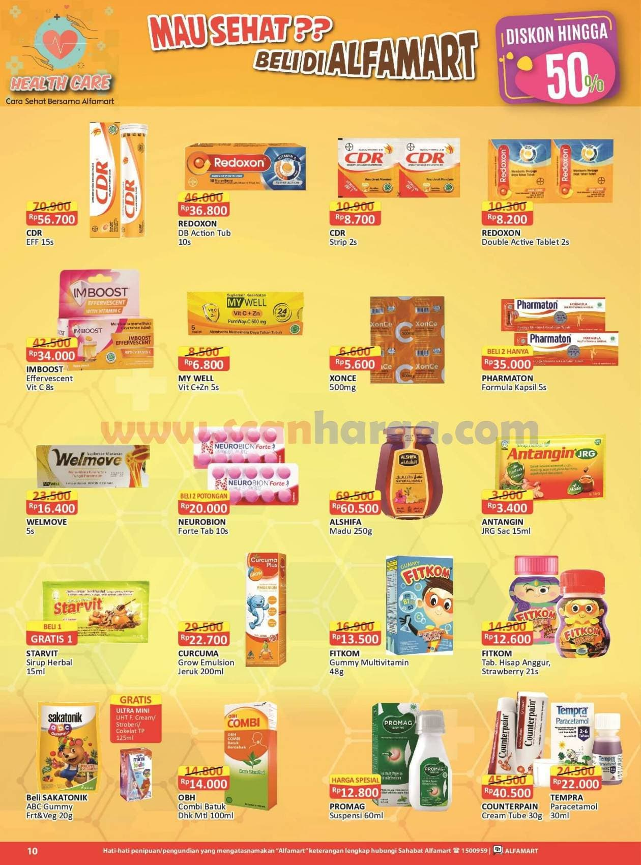 Katalog Promo Alfamart 1 - 15 Maret 2021 10