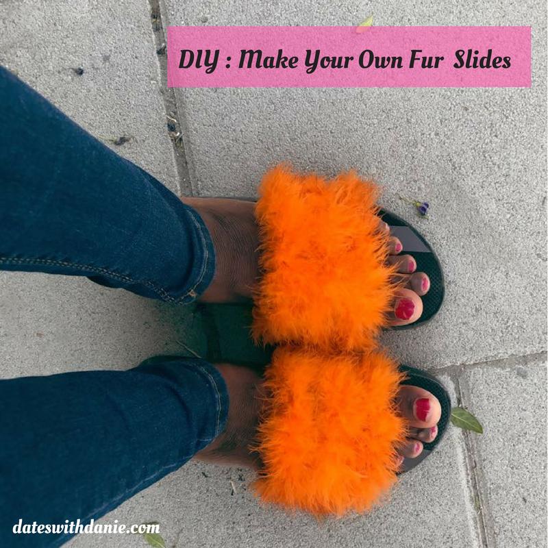 DIY    How To Make Your Own Fur Slides (Super Easy)