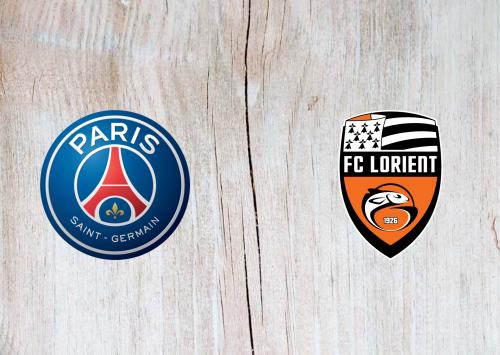 PSG vs Lorient -Highlights 16 December 2020