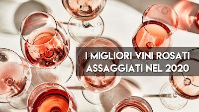 Migliori vini rosati italiani 2020
