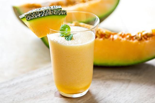 jugo de melón receta de jugo facil