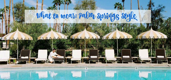 mamasVIB | V. I. BUYS: Palm Springs fashion & interiors style inspired by The Parker Hotel {Staycation Style #4}