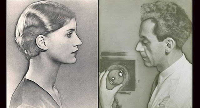LEE MILLER ET MAN RAY PROCEDE DE SOLARISATION IN SEARCH MY HOME IN PARIS