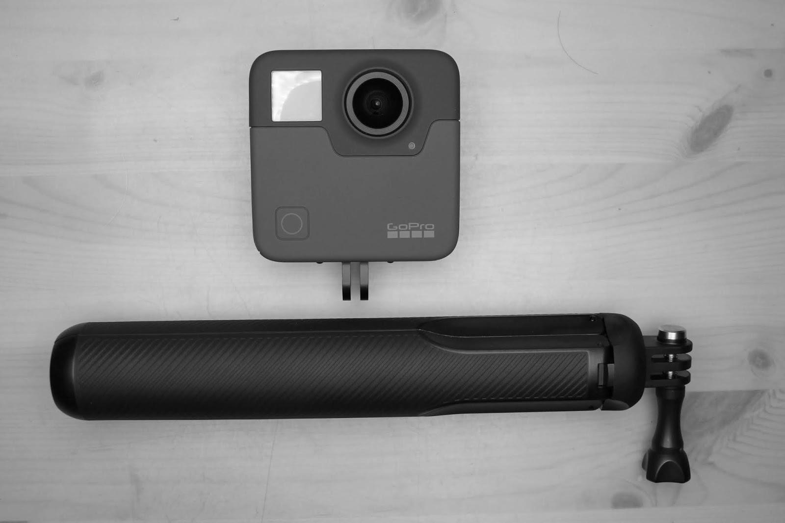 Gear Rental : Sewa Kamera: GoPro Fusion 360 on