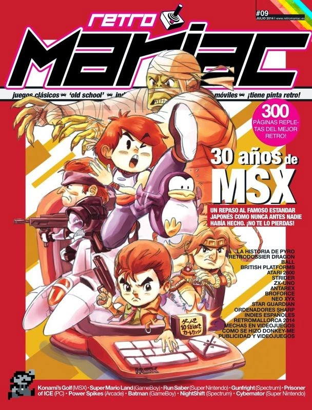 RetroManiac Magazine #09
