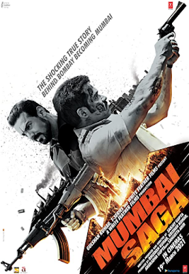 Mumbai Saga (2021) Hindi Movie Pre-DVDRip 720p | 480p x264 900Mb | 350Mb