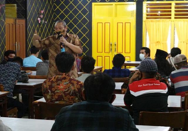 HBK Motivasi Mahasiswa NTB Untuk Tetap Semangat Dan Tekun Di Masa Pandemi