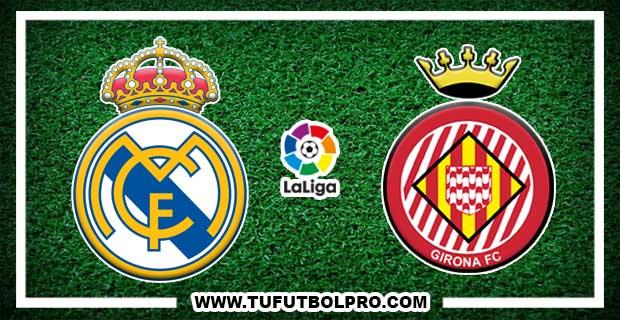 Ver Real Madrid vs Girona EN VIVO Por Internet Hoy 18 de Marzo de 2018