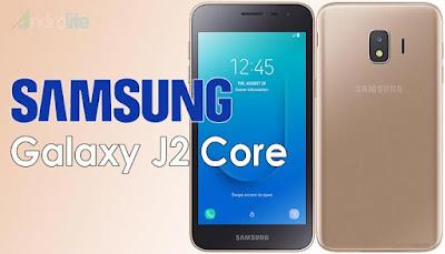 Cara Hapus Akun FRP Bypass Samsung Galaxy J2 Core