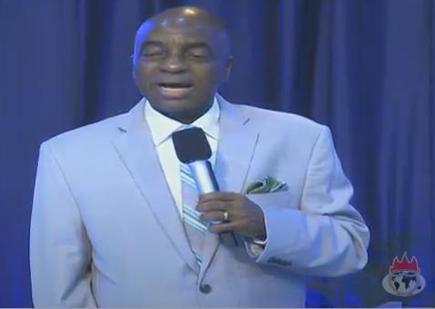 bishop oyedepo live service