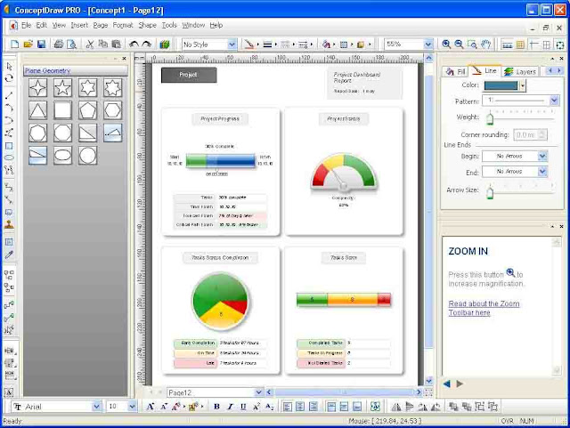 ConceptDraw Office pro 8.0.5.2 Full Version Free Download