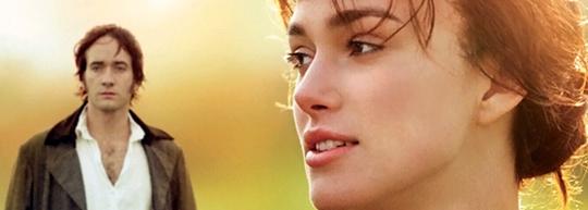 Orgullo y prejuicio, de Jane Austen y Joe Wright - Cine de Escritor