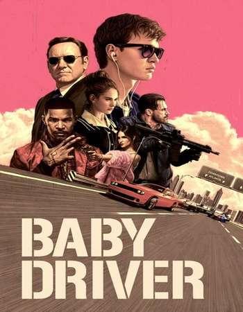 Baby Driver 2017 English 550MB BluRay 720p ESubs HEVC