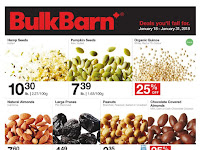Bulk Barn Flyer Canada January 18 - 31, 2018