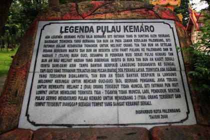 Legenda Pulau Kemaro Cerita Rakyat Sumatera Selatan