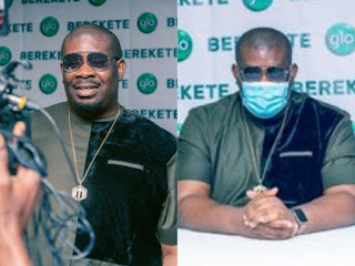 Mavin Boss,Don  Jazzy Bags Endorsement Deal With Globacom