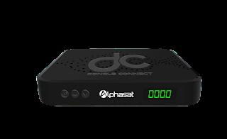 Alphasat Dongle Connect Atualização V10.05.19.S55 - 21/06/2018