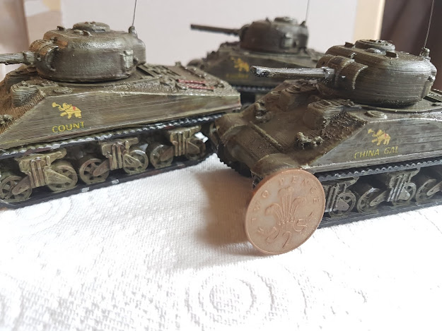 Tanks on Tarawa